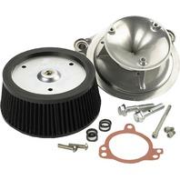 Boyesen - PX-HBP-01 - Power X-Intake System, Polished Silver