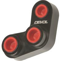 Devol - 0115-5302 - Suspension Lowering Links, 1.75in.