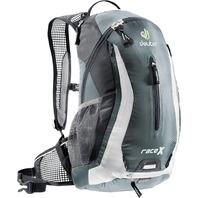 Deuter - 32123-41110 - Race X Backpack, Black/Silver