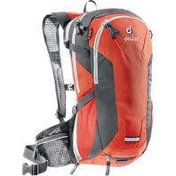 Deuter - 32182 94030 - Compact Air EXP 10 Backpack, Papaya/Granite