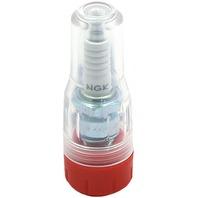DRC - D58-14-016 - Spark Plug Protector, 14mm Thread - Red
