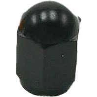 DRC - D58-03-104 - Air Valve Cap, Black