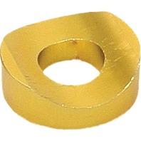 DRC - D58-01-103 - Rim Lock Spacers, Gold