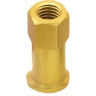 DRC - D58-02-103 - Rim Lock Nuts, Gold