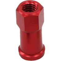 DRC - D58-02-106 - Rim Lock Nuts, Red
