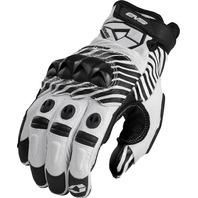 Evs Silverstone Leather Gloves 663-60312X-WPS
