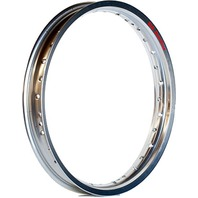 D.I.D - 19X215VS01Y - nodata - Dirt Star Original Rear Rim, 19x2.15 - Silver