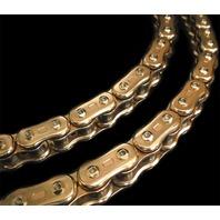 EK Chain - 530Z/3D/G-160 - 530 Z 3D Premium Chain, 160 Links - Gold