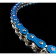 EK Chain - 530ZVX3-120/AB - 530 ZVX3 Series Chain, 120 Links - Blue