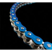 EK Chain - 530ZVX3-150/AB - 530 ZVX3 Series Chain, 150 Links - Blue