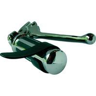 CrampBuster - CB4-C - Throttle Grip, Oversized - Wide - 1 1/2in. - Black