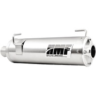 HMF Swamp Slip On Exhaust Muffler Side Mount Polaris Sportsman 700 600 02-07