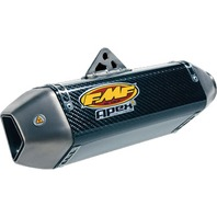 FMF Apex Slip-On Muffler Exhaust Carbon Fiber Kawasaki ZX10R 10R 2011-2012