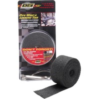DEI - 901119 - Exhaust Wrap and Tie Kit, Black