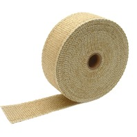 DEI - 901106 - Individual Exhaust Wrap Roll 2in. x 15ft., Tan