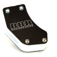 BBR Motorsports - 340-KLX-1112 - Chain Guide, Black