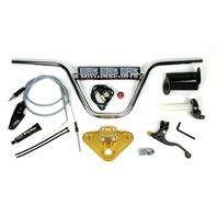 BBR Motorsports - 510-HXR-5011 - Handlebar Kit, Black