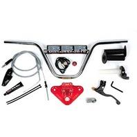 BBR Motorsports - 510-HXR-5041 - Handlebar Kit, Red