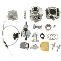 BBR Motorsports - 411-HXR-5211 - Piston Kit for 88cc Bore Kit