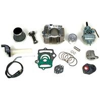 BBR Motorsports - 411-HXR-5411 - Piston Kit for 88cc Big Bore Kit