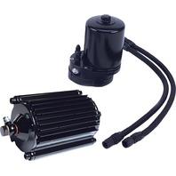 Feuling - 2007 - Oil Filter Cooler, Black