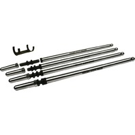 Feuling - 4090 - Fast Install Adjustable Pushrod, Standard .095in Wall Thickness