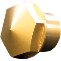 Accutronix - 7619-1E5 - 1in. Fork Stem Nut