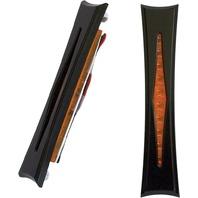 Accutronix Diamond Bag Lights Black 811-20017-WPS
