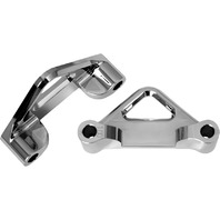 Accutronix - TFS41-EMF100C - Fender Spacers, 1in. - Chrome