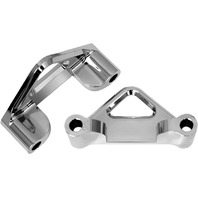 Accutronix - TFS41-EMF125C - Fender Spacers, 1.25in. - Chrome