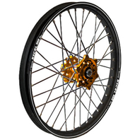 D.I.D Wheel 2.15X18 Gld/Blk 856-4066GB-WPS