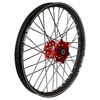 D.I.D Wheel 2.15X18 Red/Blk 856-4155RB-WPS