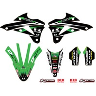 D\'Cor 2014 Monster Energy Kawasaki 862-2108-WPS